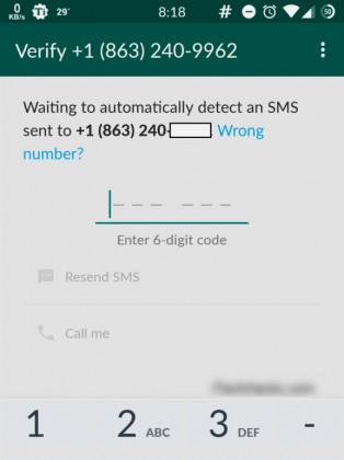 أحصل على رقم هاتف أمريكى لتطبيق واتساب لعام 2018
