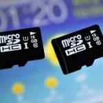 منع شركة هواوي من استخدام بطاقات الذاكرة microSD رسميًا في هواتفها