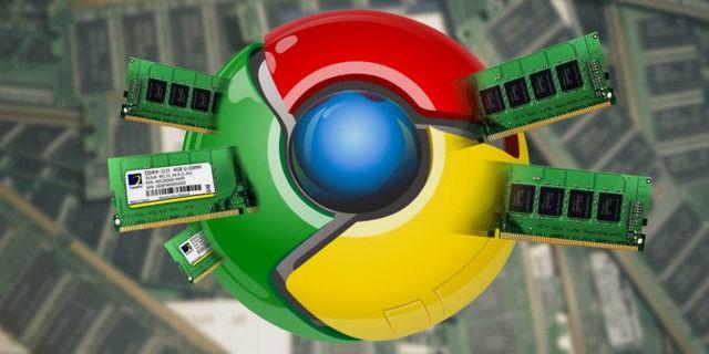 ميزة جديدة فى متصفح جوجل كروم لتقليل إستهلاك الرام
