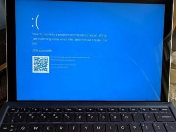 تحديث جديد لويندوز 10 لمعالجة مشكلة شاشة الموت الزرقاء المتعلقة بالطابعة