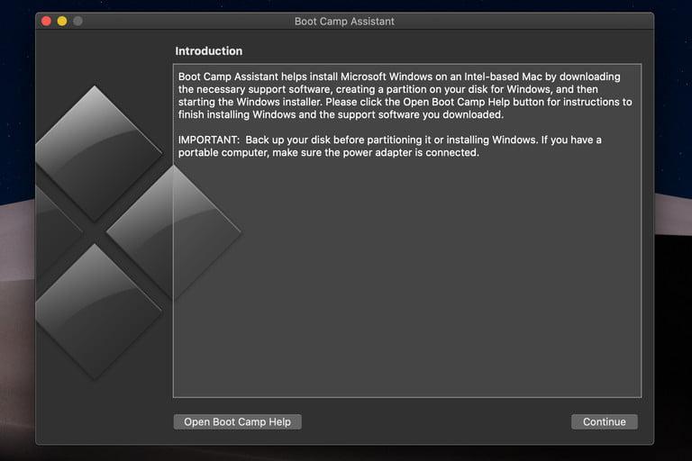 كيفية تثبيت نظام ويندوز 10 على جهاز ماك Mac