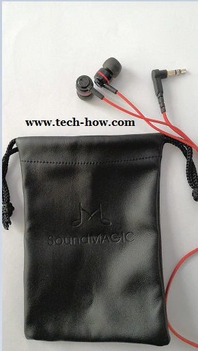 SoundMagic ES 18 headphones