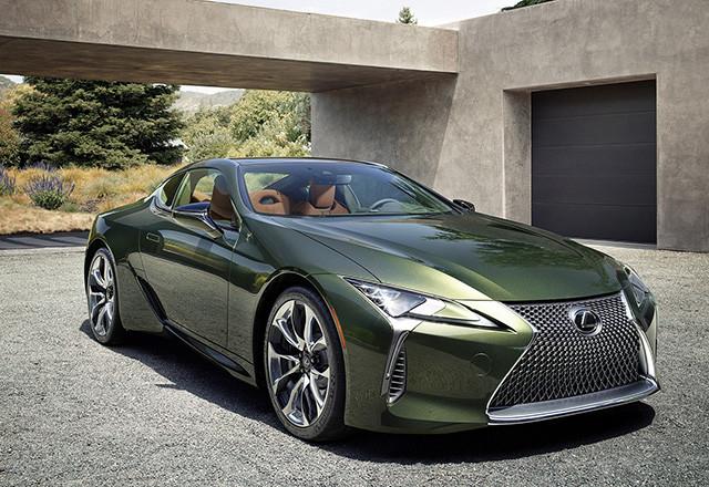 Lexus LC u limitiranom izdanju