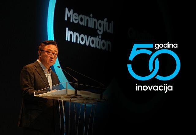 Pet ključnih inovacija kompanije Samsung u poslednjih 50 godina