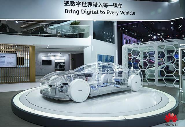 Huawei zalazi u segment pametnih vozila