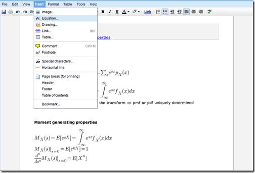 google-docs-equations