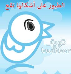 "twitter book thumb كل شيء عن تويتر في كتاب ""الطيور على أشكالها تقع"""