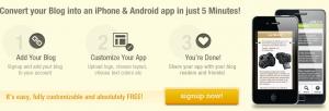 new panel android 300x102 حول مدونتك إلى تطبيق iOS و Android