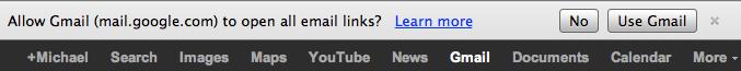 mailtolinks الأن يمكن فتح روابط البريد الإلكتروني في الجيميل مباشرة