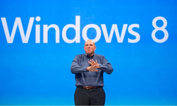 Windows 8: Steve Ballmer