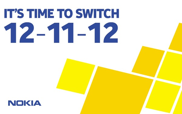 NOKIA LUMIA - SAVE THE DATE - English