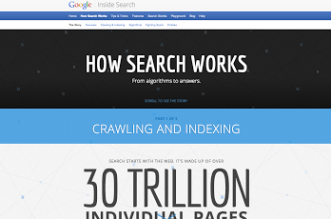 الية عمل محرك البحث