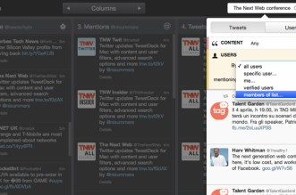 Tweetdeck mac 1