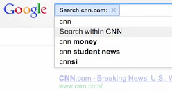 google-instant-search-within