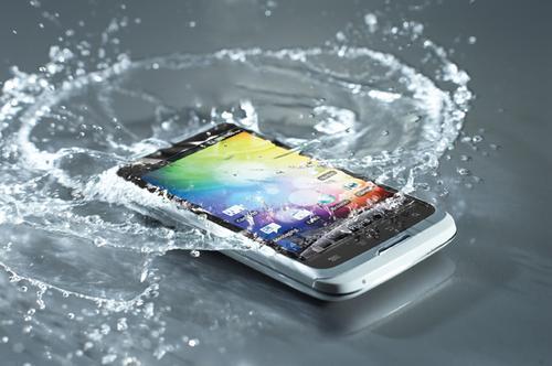 nokia P2i waterproof smartphone