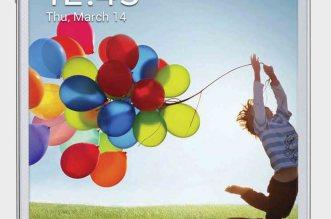 Samsung Galaxy S4 White