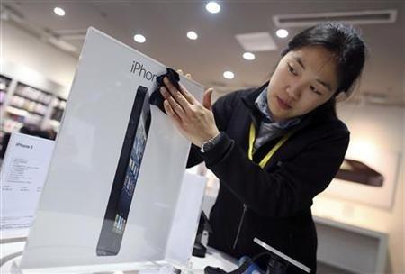 apple iphone 5 china