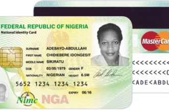 Nigeria announces national ID cards with electronic payment capability built in