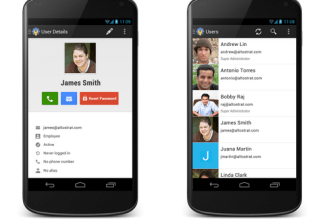 Google Apps android app