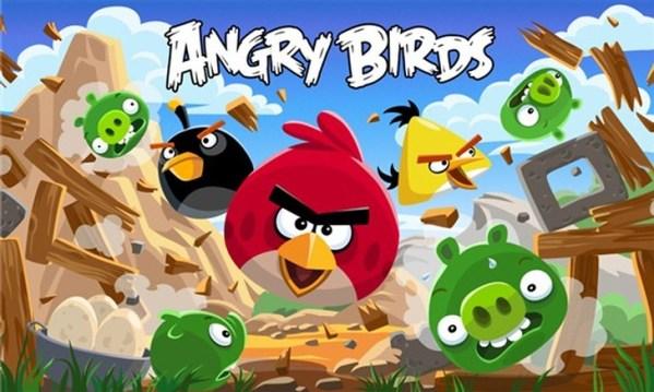 حمَّل: لعبة Angry Birds Friends مجاناً على جوجل بلاي