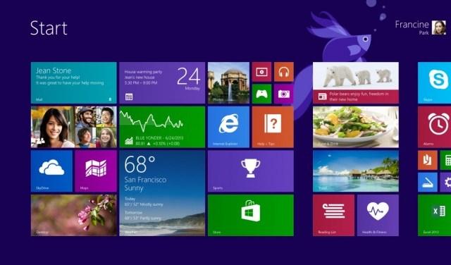 Windows 8.1 Enterprise Preview