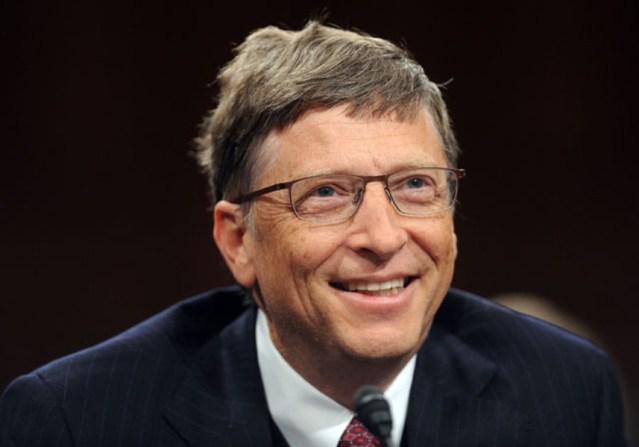 بيل جيتس مؤسس مايكروسوفت