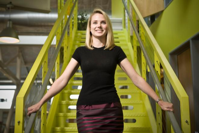 Jul 07, 2008 - Mountainview, California, USA - MARISSA MAYER, VP of Search and User Experiences, Google is photographed on the Google campus in Mountainview, CA on July 7, 2008. From the high-tech scene, there has risen a new crop of accomplished female C