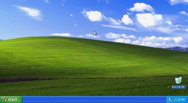 ويندوز إكس بي من مايكروسوفت