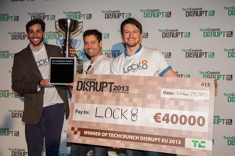 TC Disrupt Berlin Winner