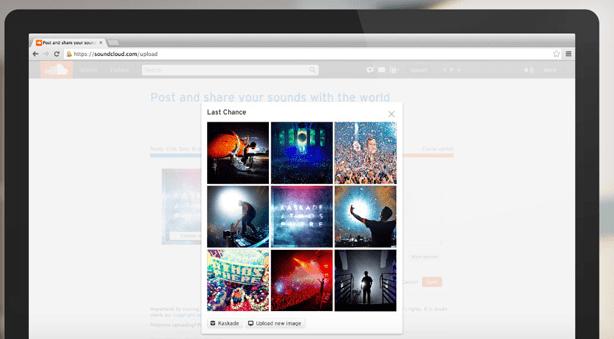 SoundCloud instagram