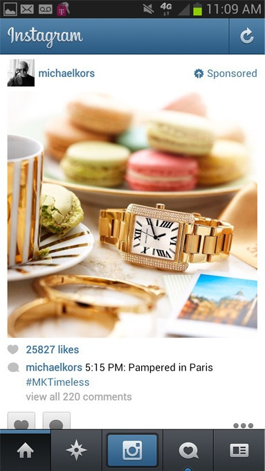 first-instagram-ad-copy