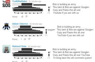 google+tanks