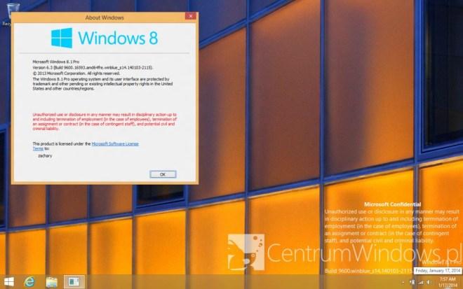 ويندوز 8.1 ب