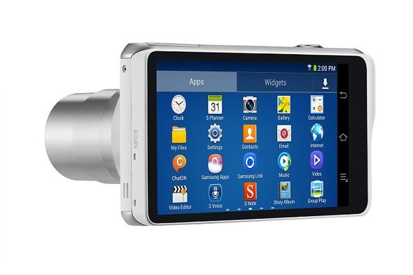 Galaxy Camera 2 سامسونج تُعلن عن جالاكسي كاميرا 2 بنظام أندرويد 4.3