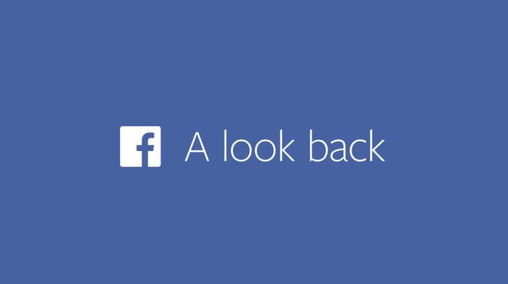 فيس بوك Look Back