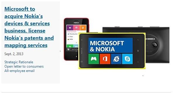 Nokia-acquisition