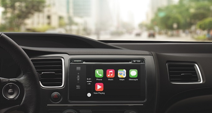 Toyota CarPlay