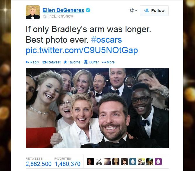 Twitter Oscars