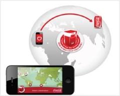 mobile app coca