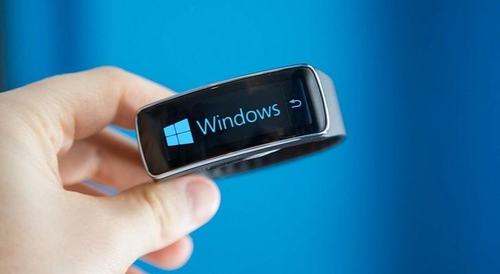 ساعة مايكروسوفت الذكية