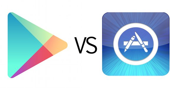 google-play-vs-apple-app-store