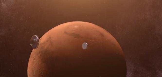 Capture5 الإمارات تطلق أول مسبار عربي إلى المريخ في 2021