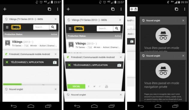 android chrome beta 37 image 05 630x366 قوقل تطلق النسخة 37 التجريبية لمتصفح كروم على أندرويد