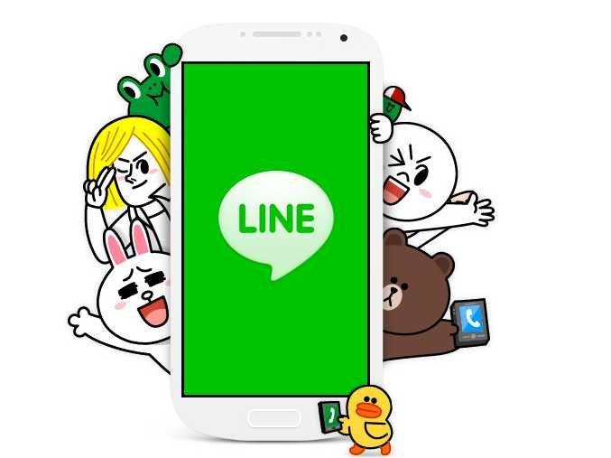 line app قيمة تطبيق التواصل الفوري لاين تتجاوز 10 مليار دولار