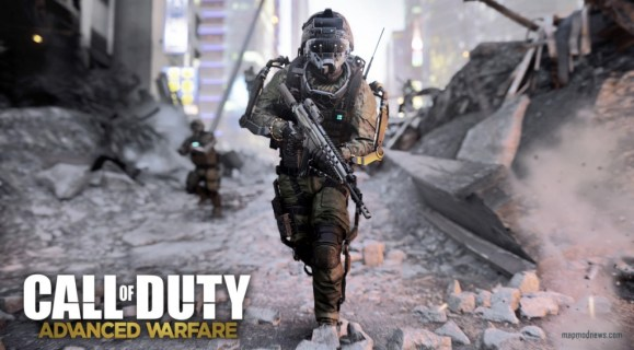 call of duty advanced warfare run 1024x568 كل ما كشفت عنه إكس بوكس في مؤتمر gamescom