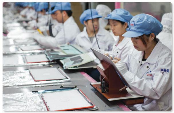 foxconn 121016 تقرير: انتهاكات في مصانع أجهزة آبل