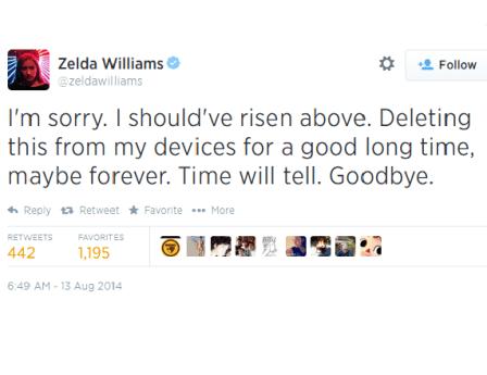 zelda tweet