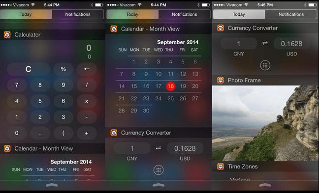 Capture43 حمّل أفضل الودجت على iOS 8