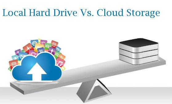 Local-Hard-Drive-Vs-Cloud-Storage-comparison