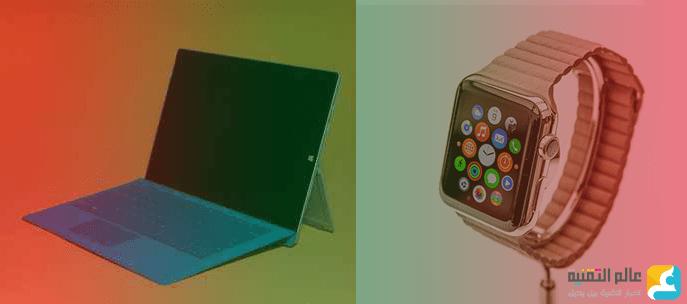 أبل ووتش ومايكروسوفت سيرفيس برو 3 ضمن قائمة أفضل ابتكارات 2014